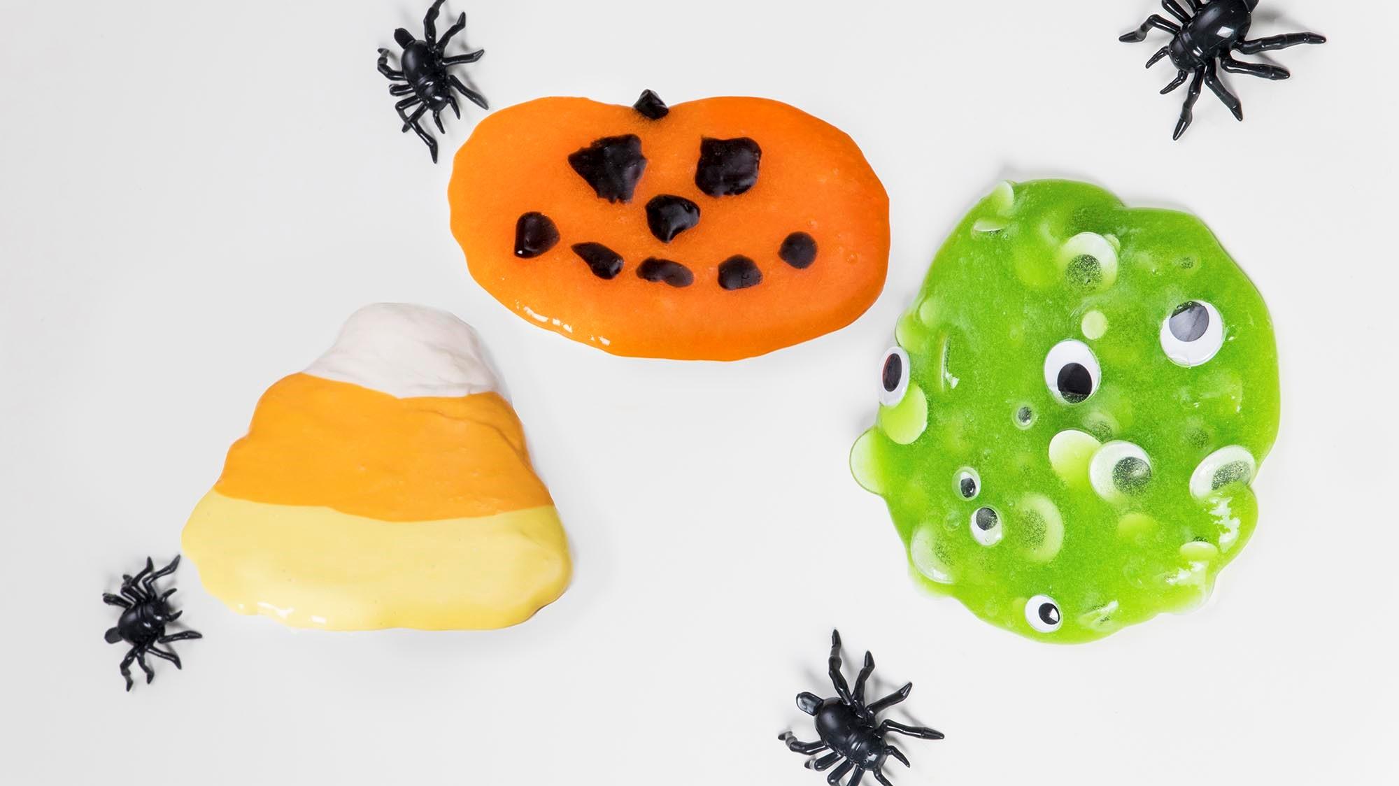 Tuto d'activité manuelle pour Halloween.