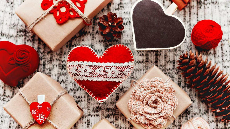 Activités de la Saint-Valentin: décorations DIY.