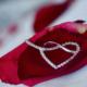 Des bijoux Saint Valentine avec infini