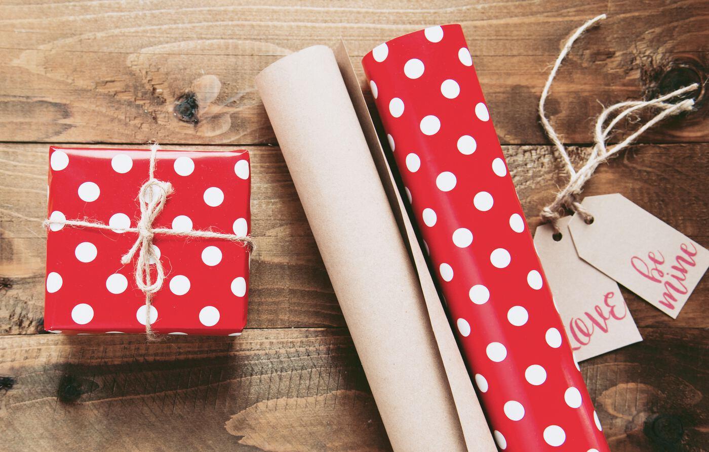 Box cadeau DIY.