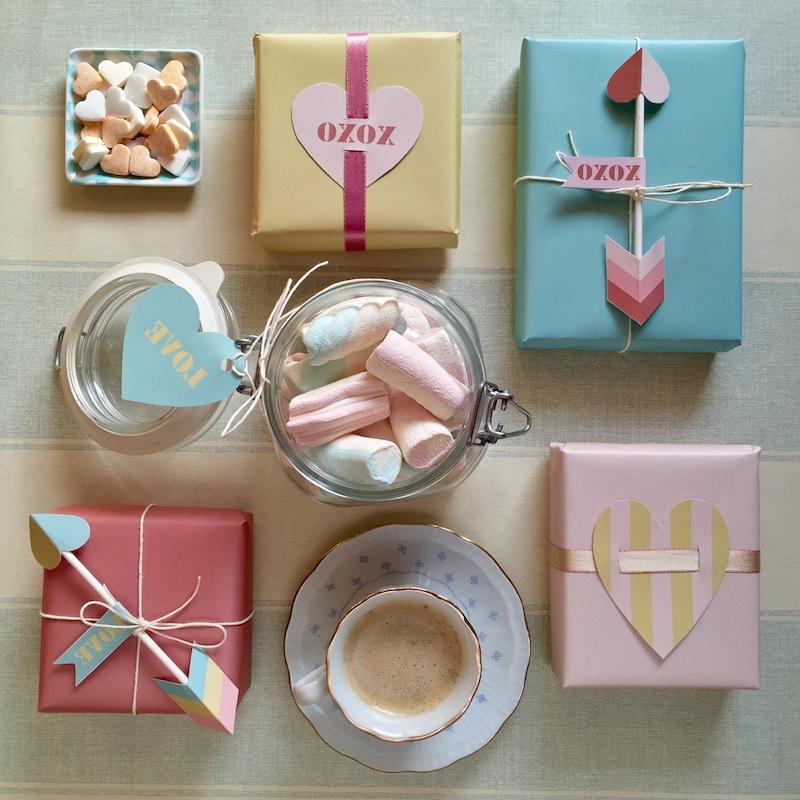 Surprises dans des box pour les proches de la Saint-Valentin