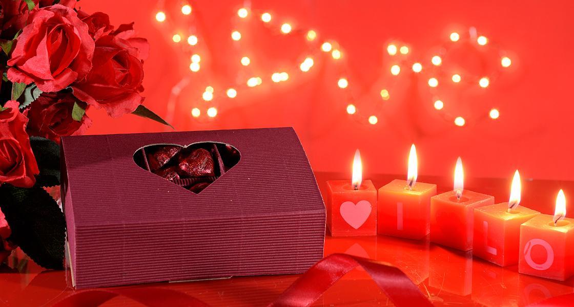 Surprise romantique pour la Saint-Valentin