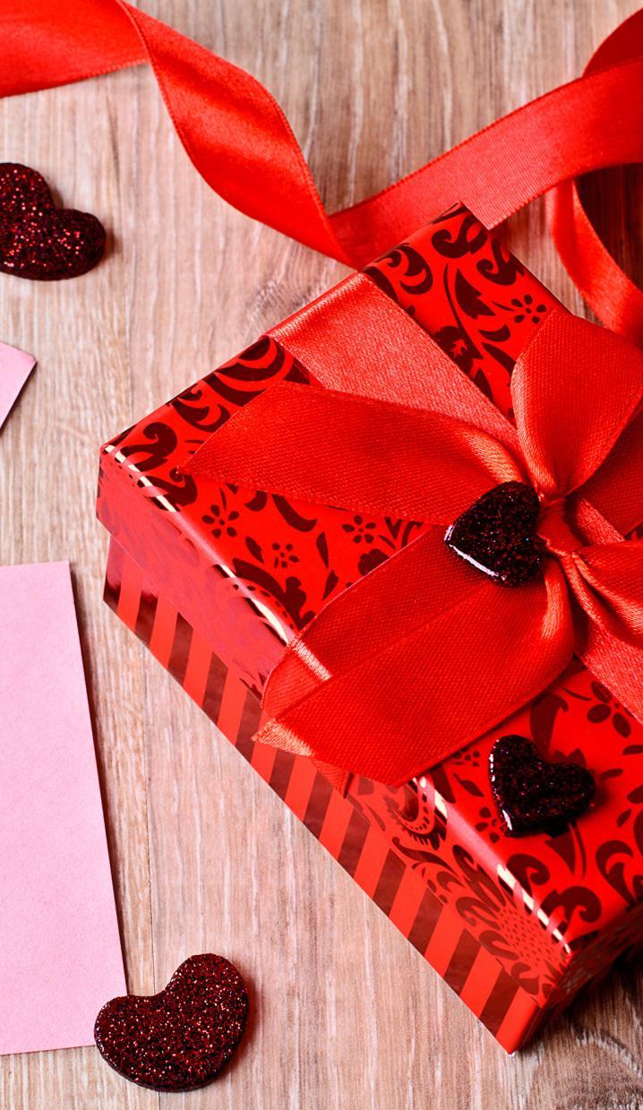 Un magnifique coffret cadeau Saint Valentin