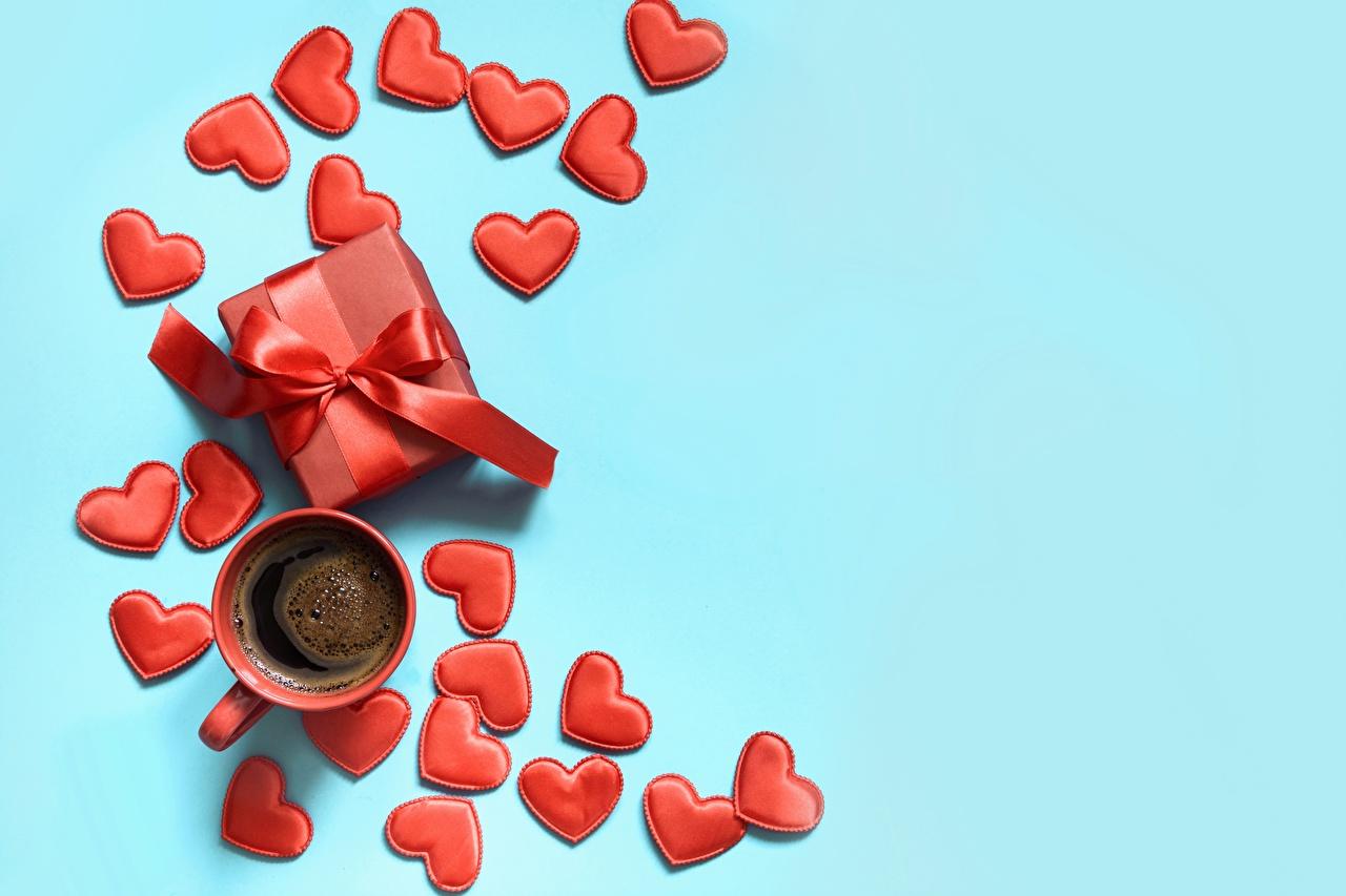 Un box à bonbons et café pour la Saint Valentin
