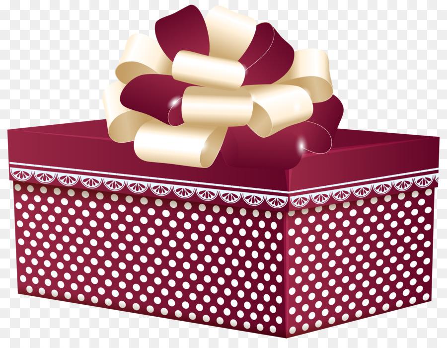 Belle boîte de couleur violette pour la Saint Valentin