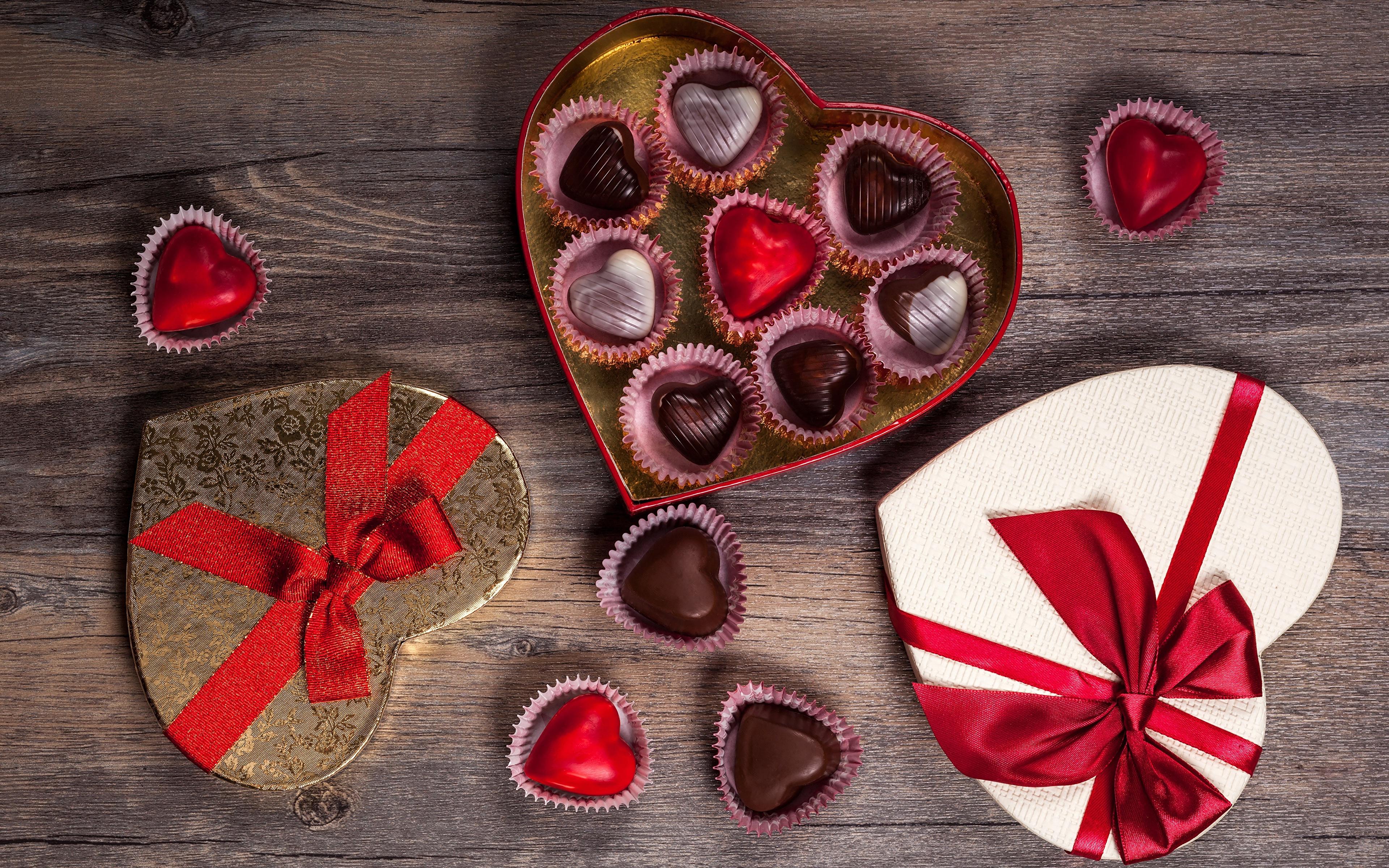 Faites de délicieux bonbons pour la Saint-Valentin