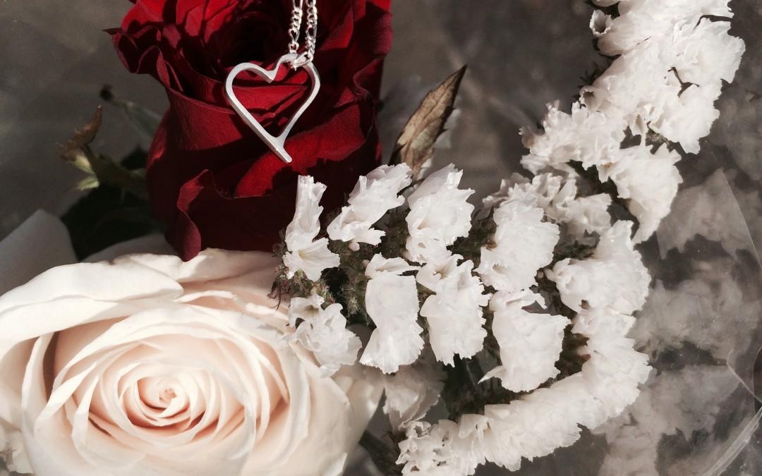 Cadeau bijoux coeur pour la Saint Valentin