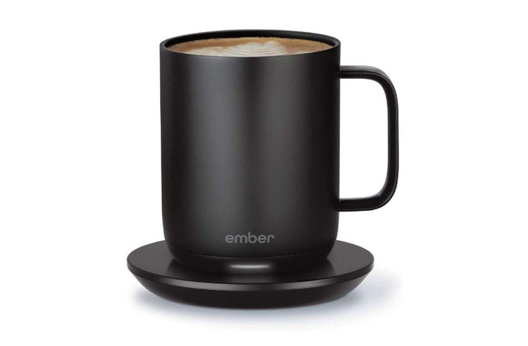 Tasse à café intelligente.