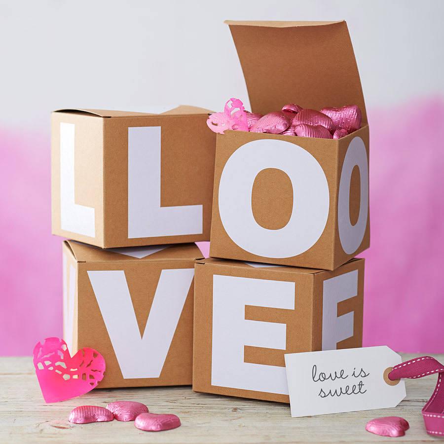 Cadeau original pour la Saint Valentin pour homme.