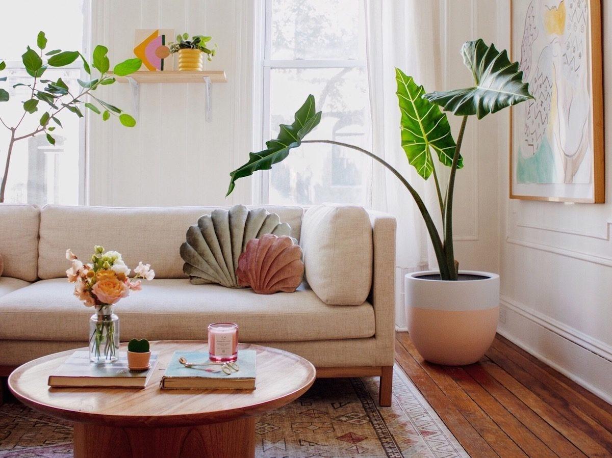 Beaucoup de consommateurs veulent avoir une maison élégante, mais elle intègre toujours des éléments organiques de l'environnement.