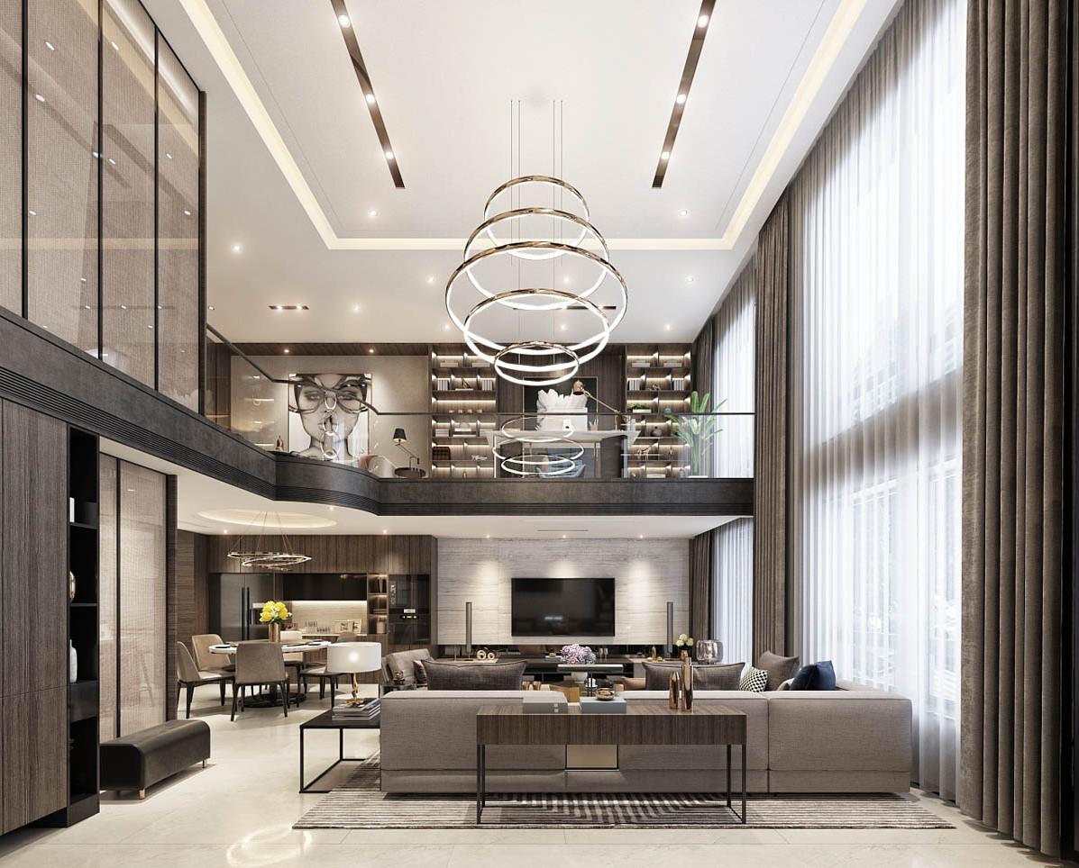 En 2020, les designers d'intérieur peuvent se réjouir des possibilités infinies de décoration intérieure que cette tendance en noir et blanc a à offrir.