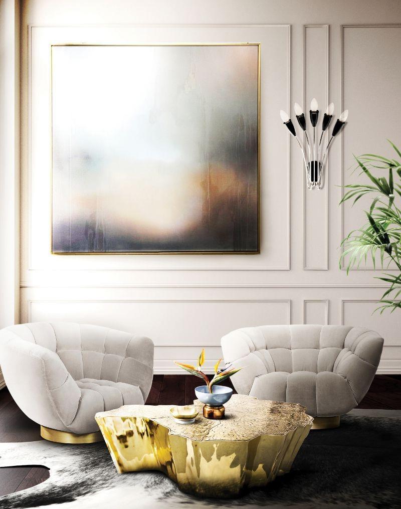 Faites attention à ne pas mélanger plus de trois métaux dans un même espace, sinon votre décor pourrait devenir trop écrasant pour une seule pièce.