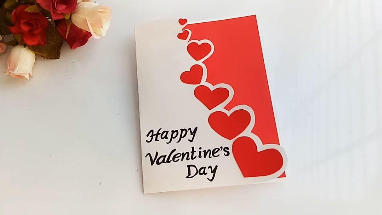 Carte de Saint-Valentin que vous pouvez personnaliser.