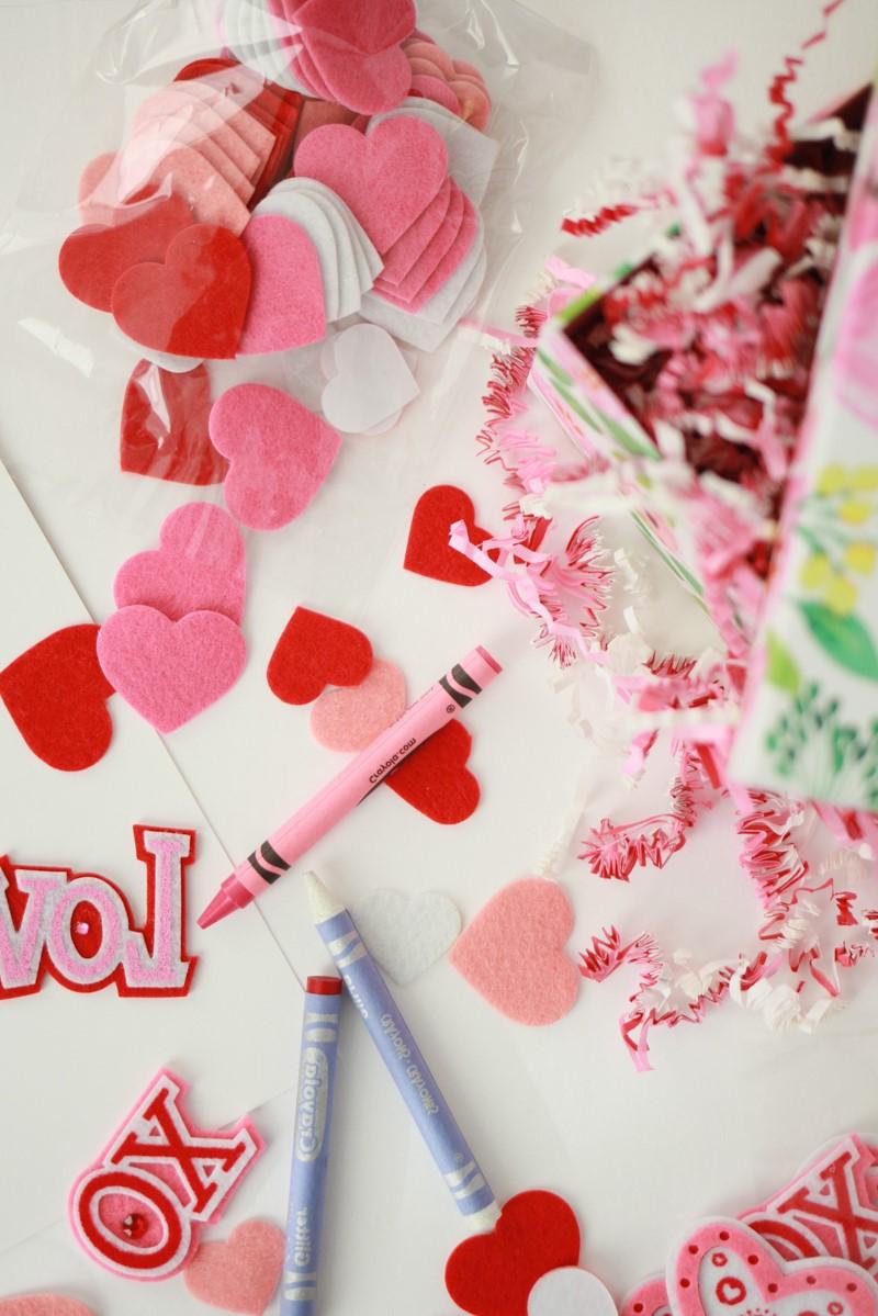 Projet DIY de Saint-Valentin pour lui.