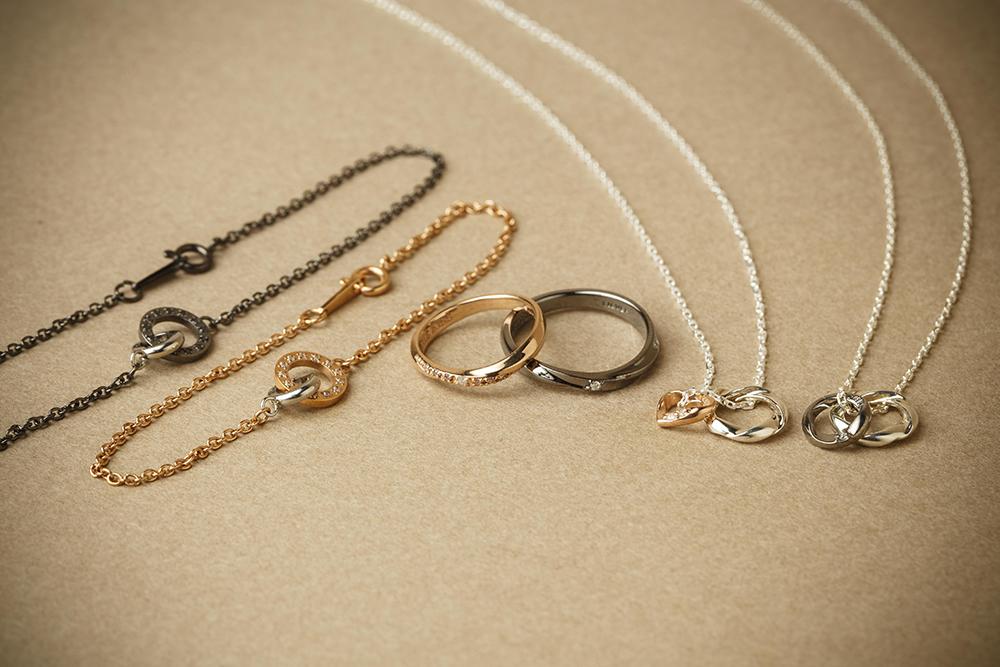 Ensemble de bijoux Saint Valentin