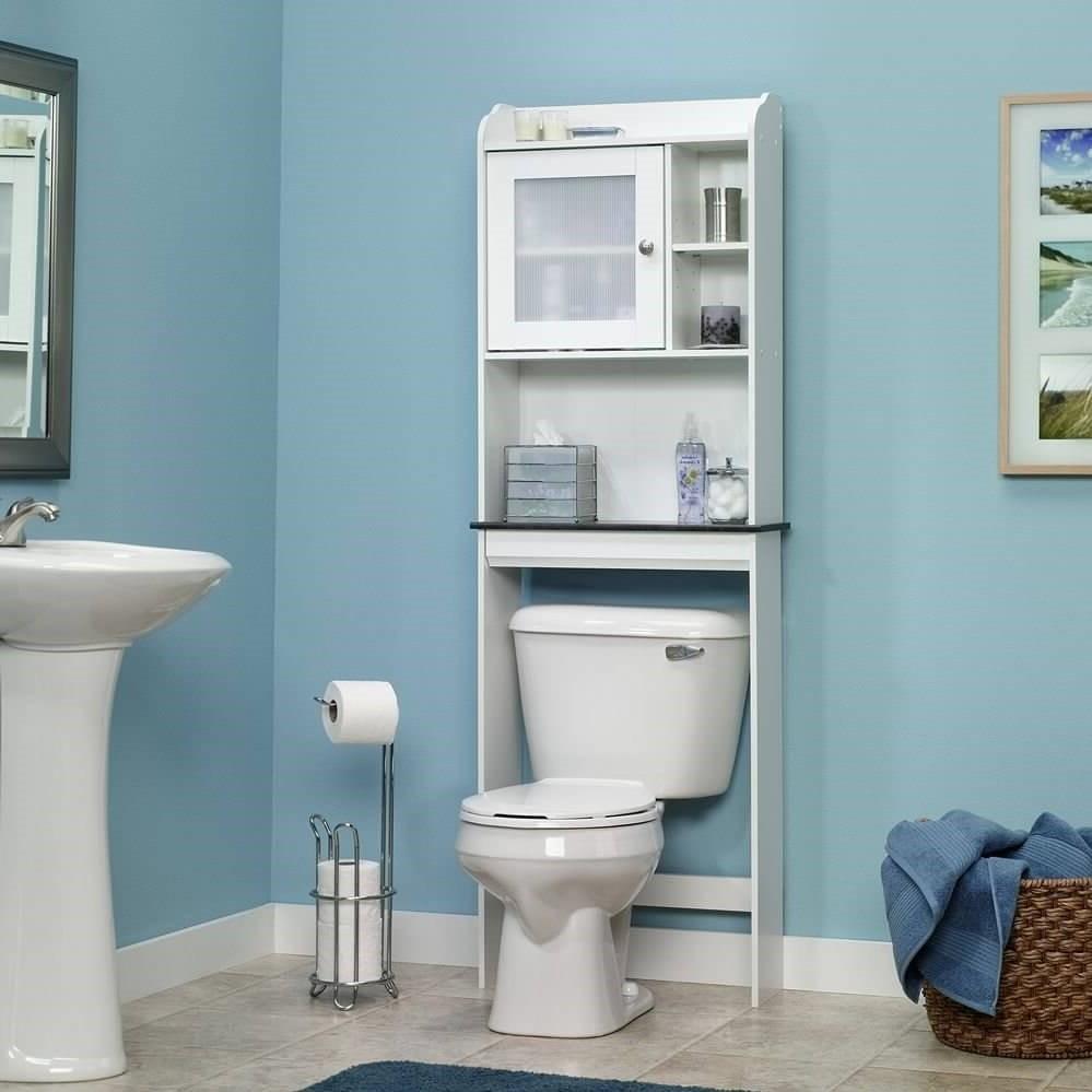 Commode DIY pour votre salle de bains.