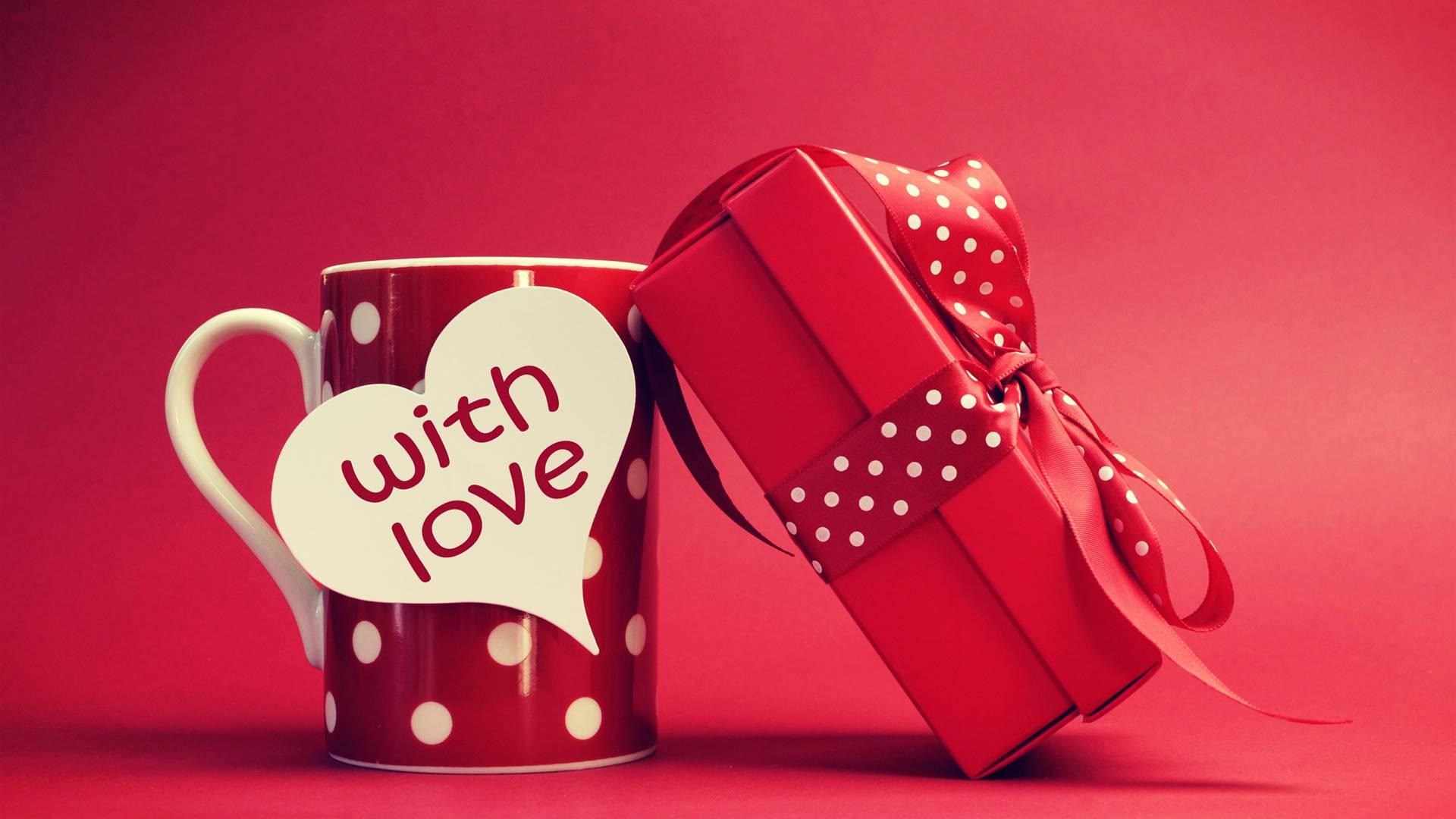 Cadeaux romantiques pour homme.