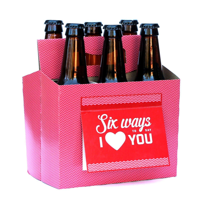 Surprenez-le avec sa bière préférée.