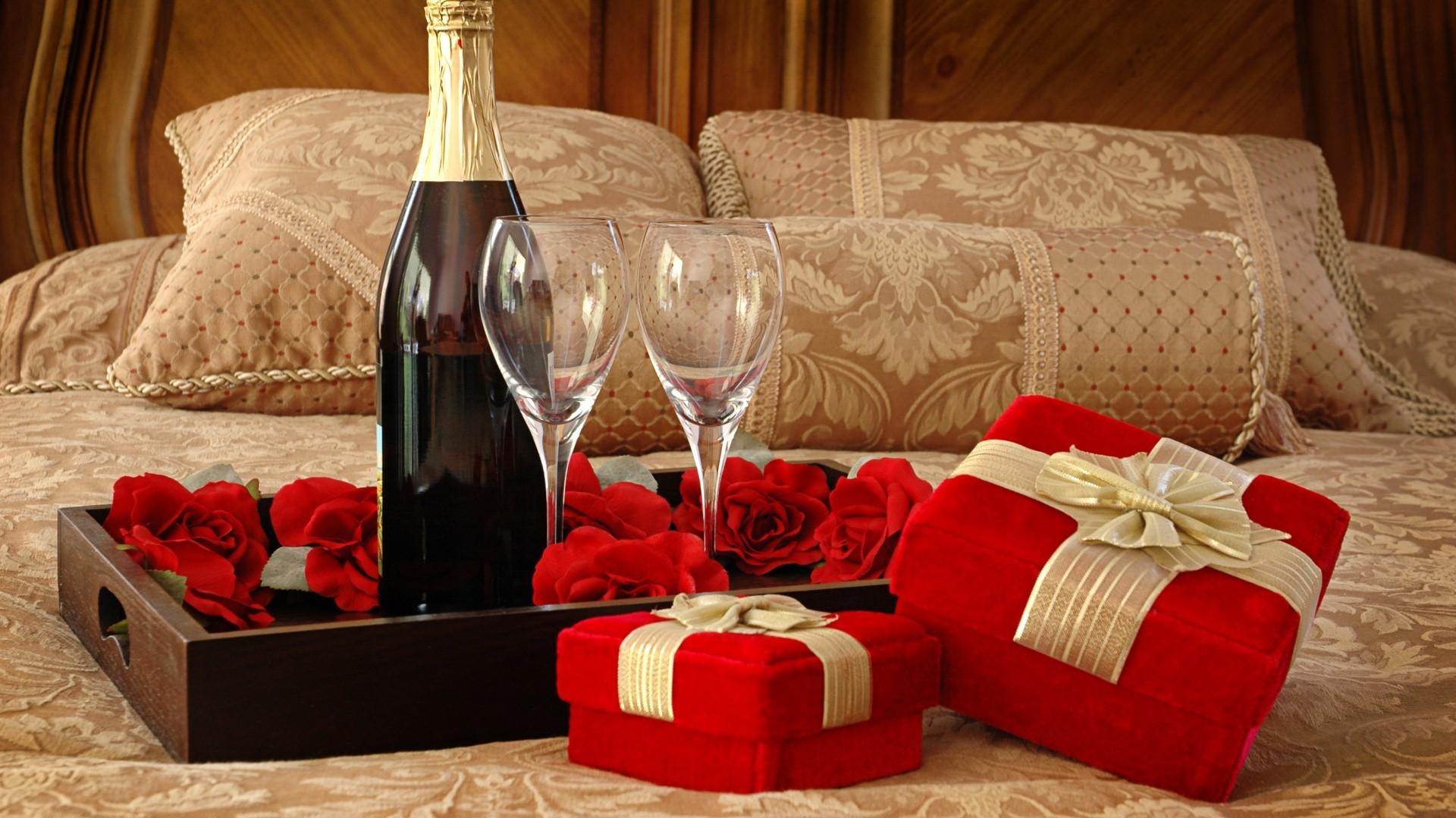 Surprise romantique pour votre chéri.