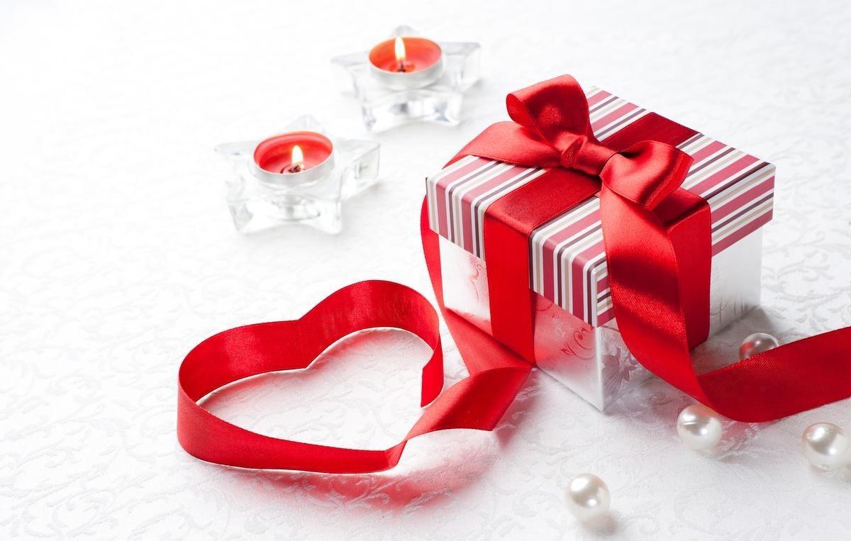 Idée de cadeau pour la fête des amoureux.