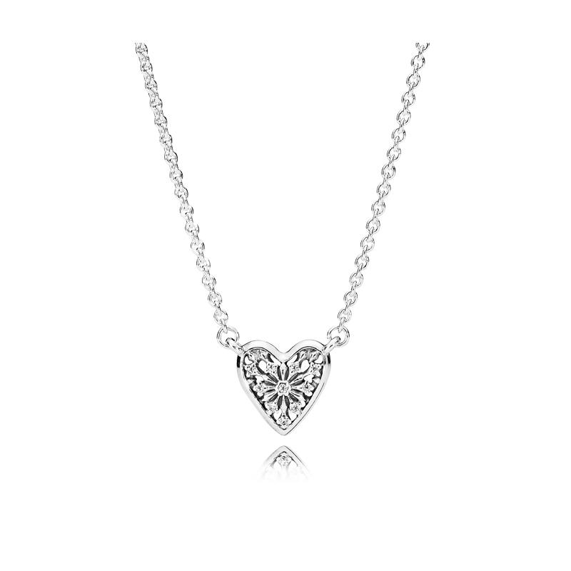 Le collier Coeur Bijoux Saint Valentin