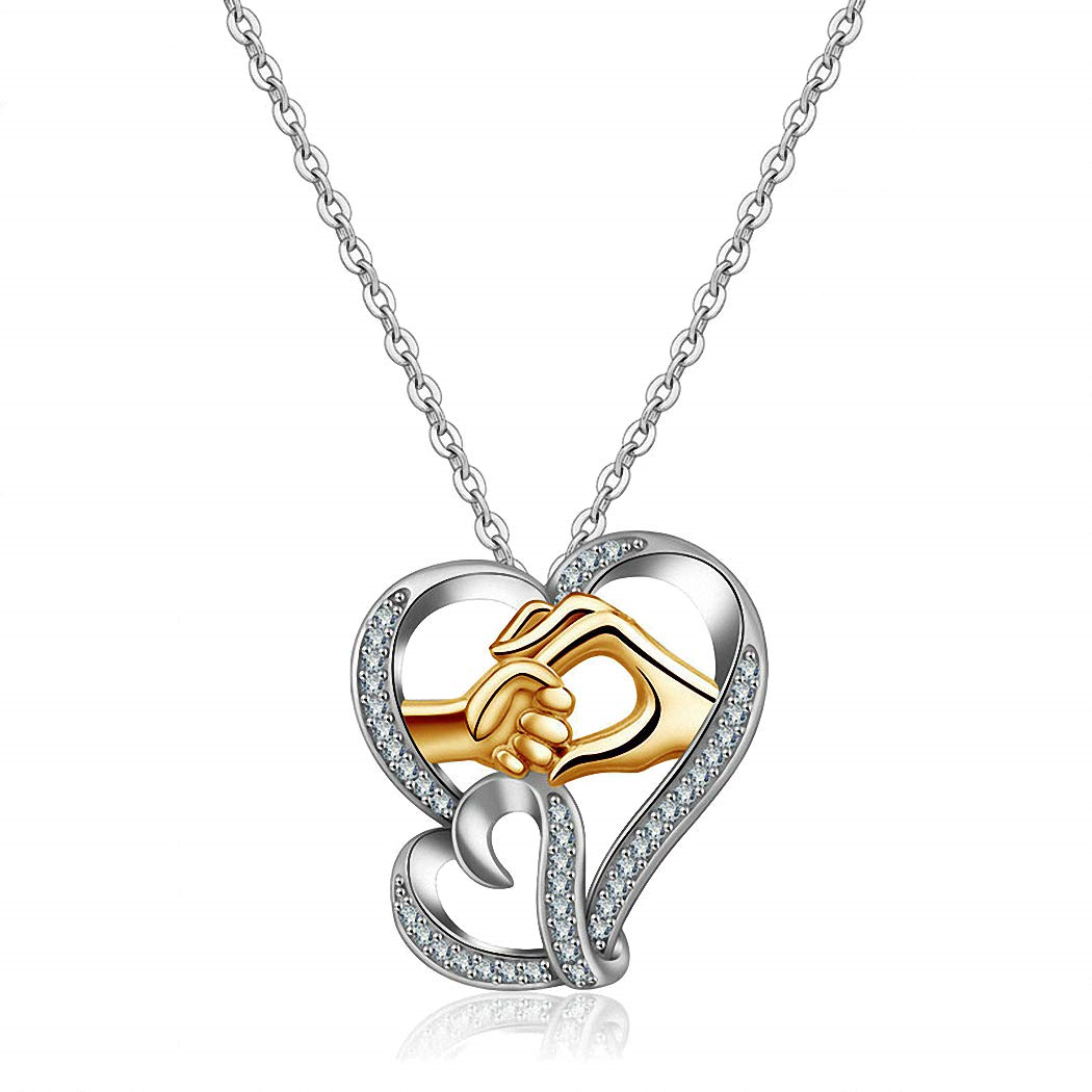 Le collier Famille Bijoux Saint Valentin