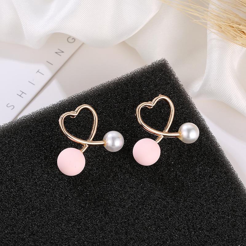 Les boucles d'oreilles romantiques Bijoux Saint Valentin