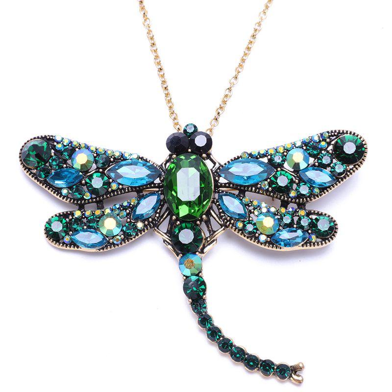 Un collier hippocampe bijoux Saint Valentine