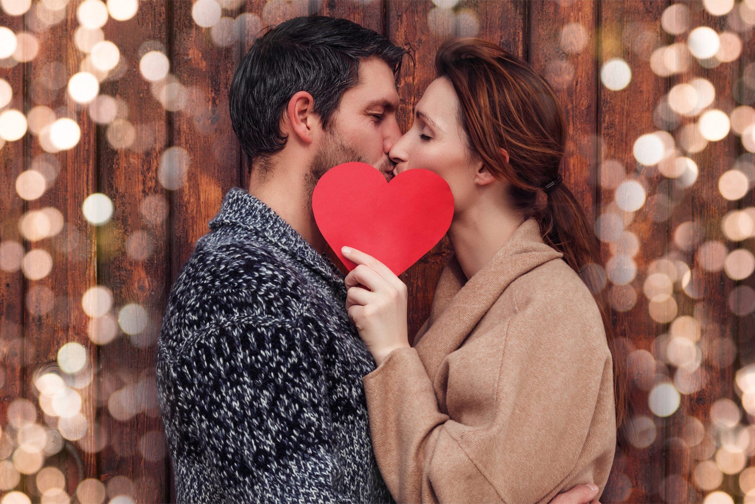 L'amour est dans l'air!