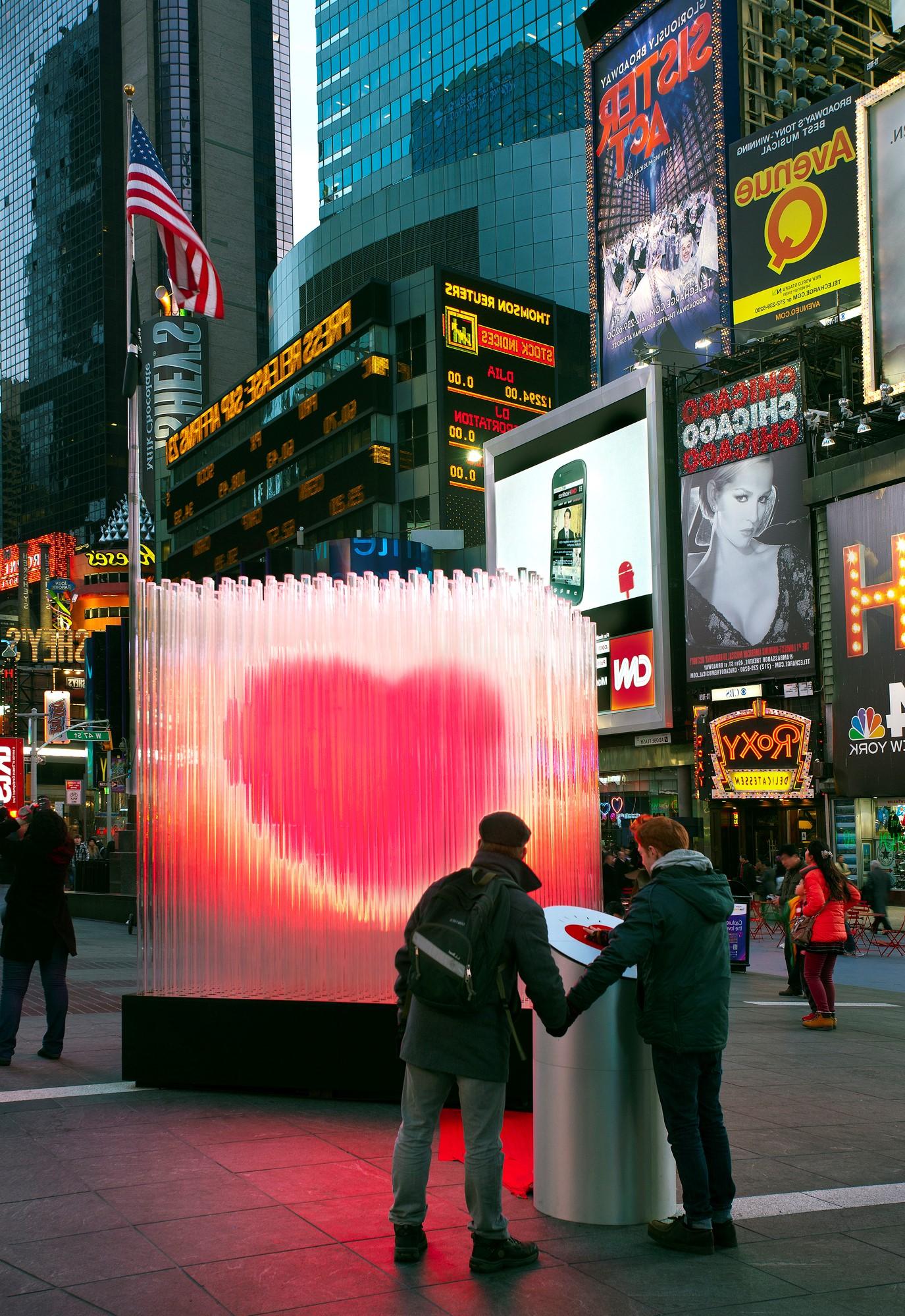 Visitez un nouvel endroit pour la Saint-Valentin.