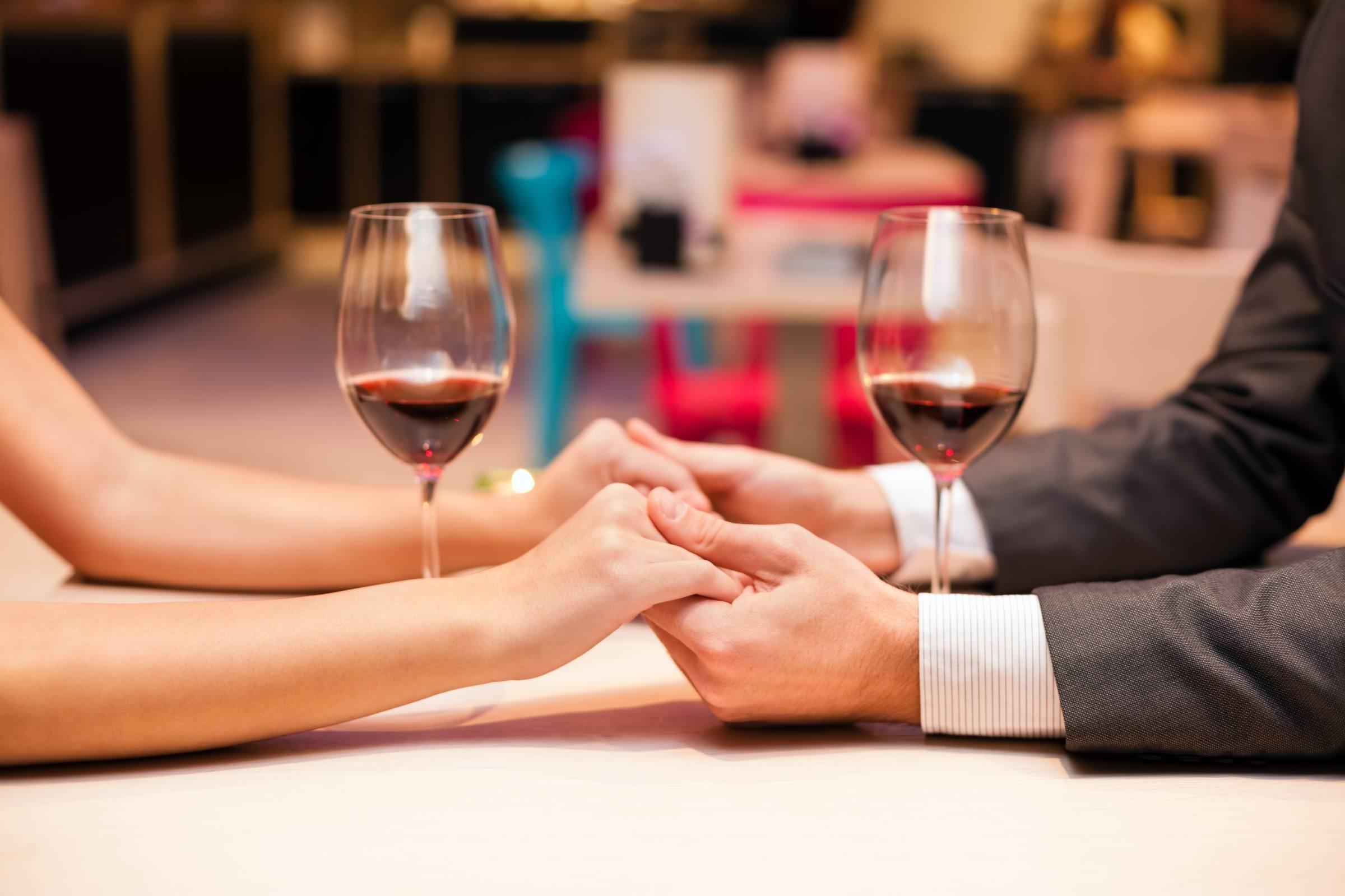 Week-end romantique pour la fête des amoureux.