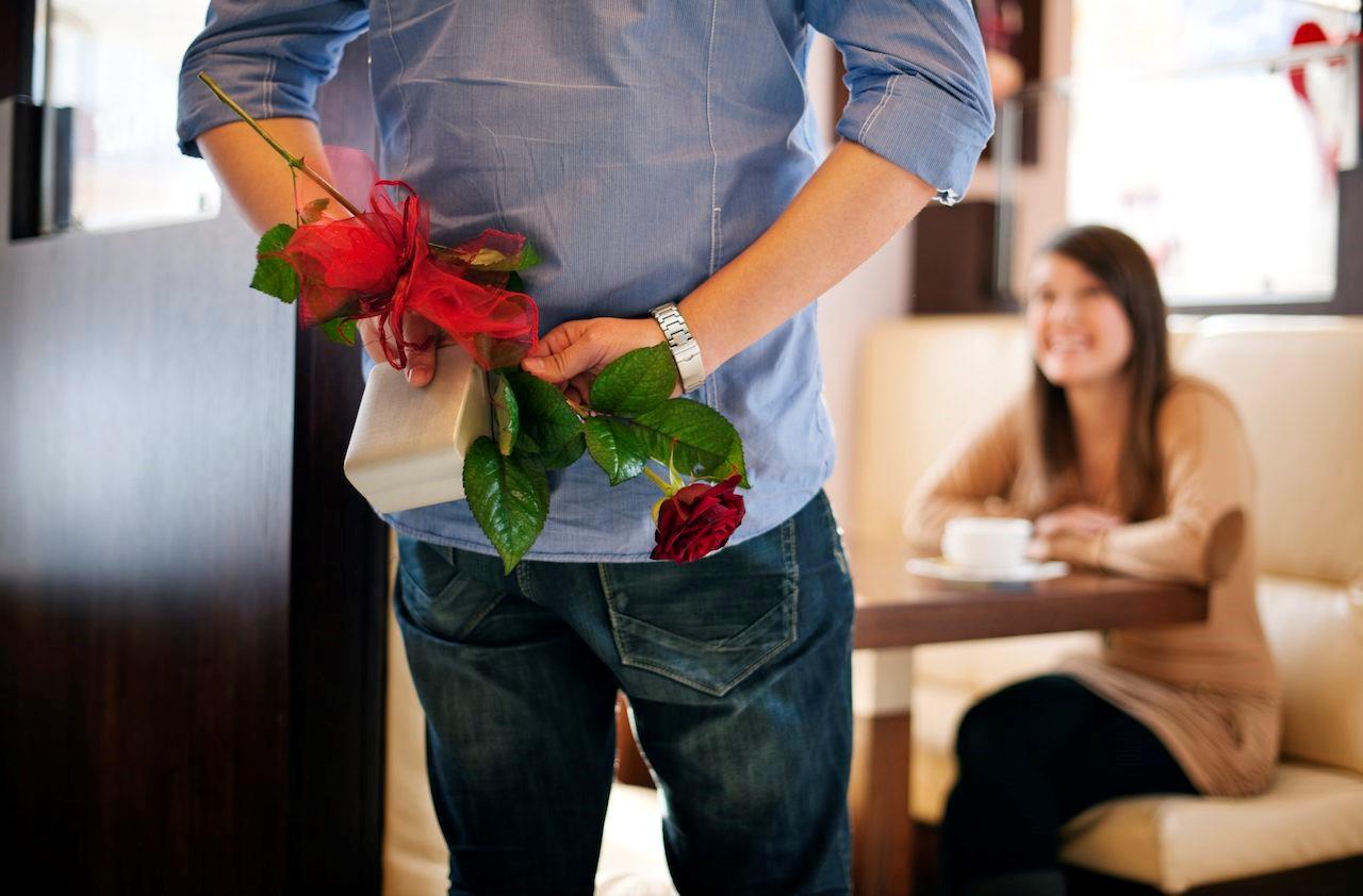Suprise romantique pour votre chérie.