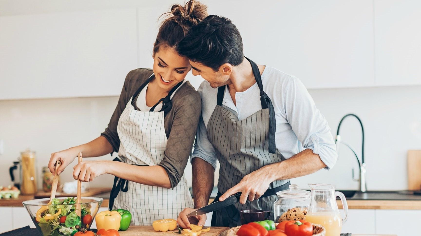 Inscrivez-vous à un cours de cuisine.