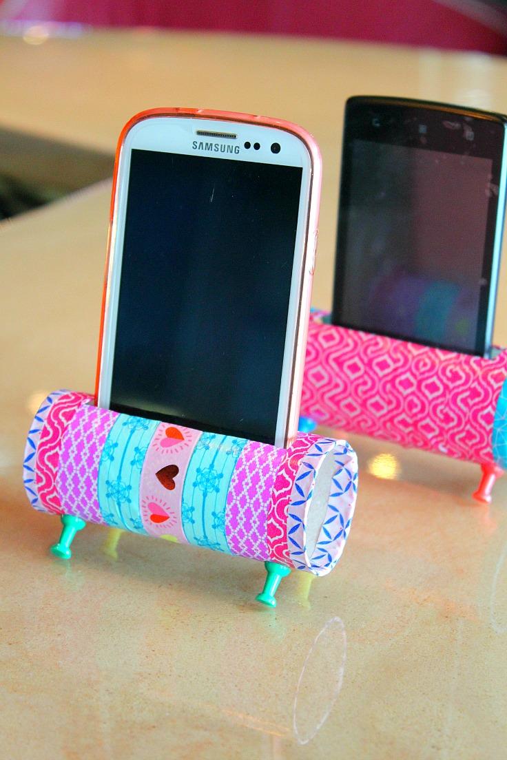 Projets de bricolage en rouleau de papier toilette facile à réaliser.
