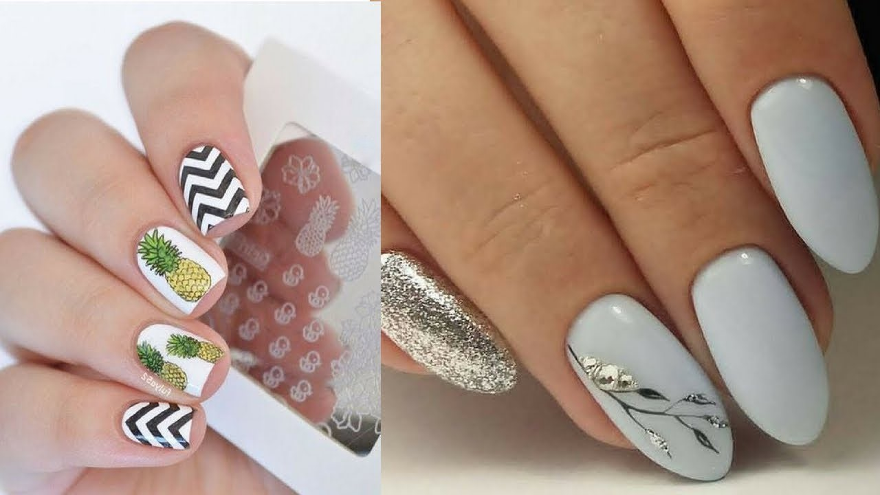 Nail art DIY.