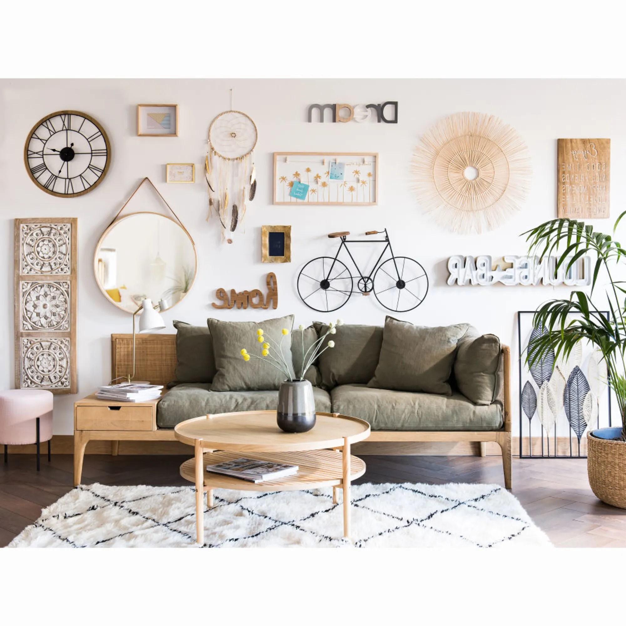 """Décoration murale """"Maison du Monde"""" avec son propre style"""