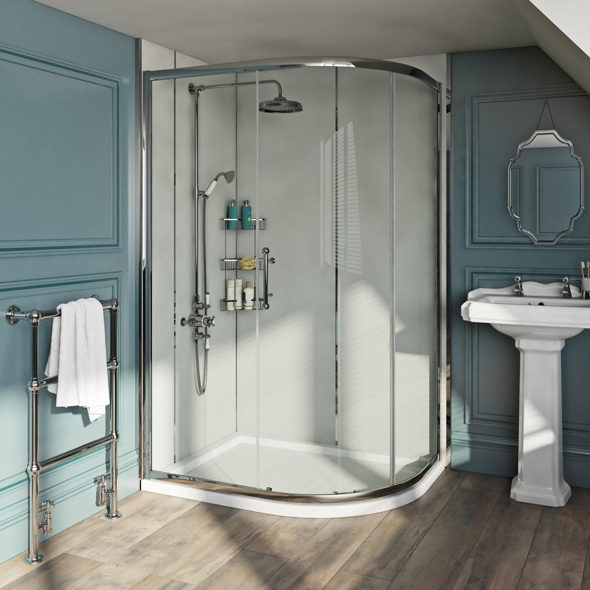 Pomme de douche à main - le meilleur choix pour votre salle de bains.