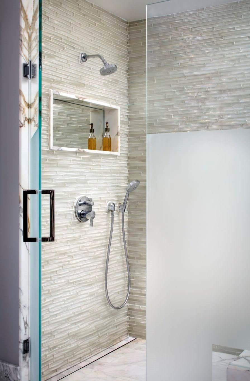 Douche flexible pour votre salle de bains.