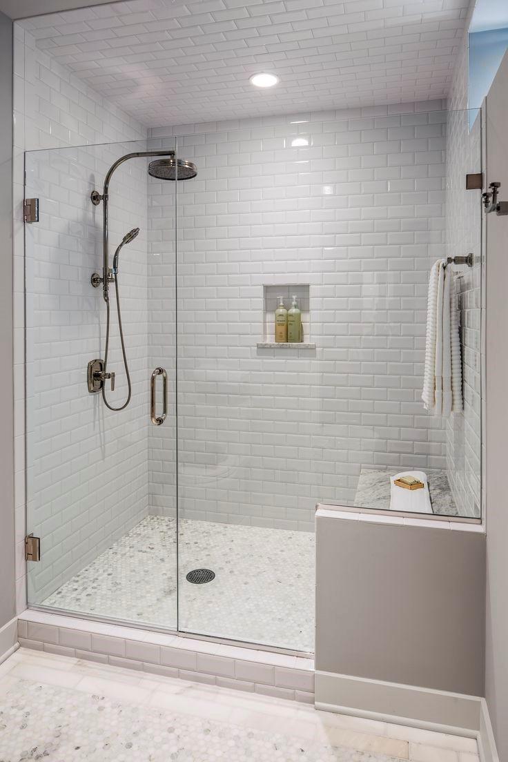 Douche moderne pour votre maison.