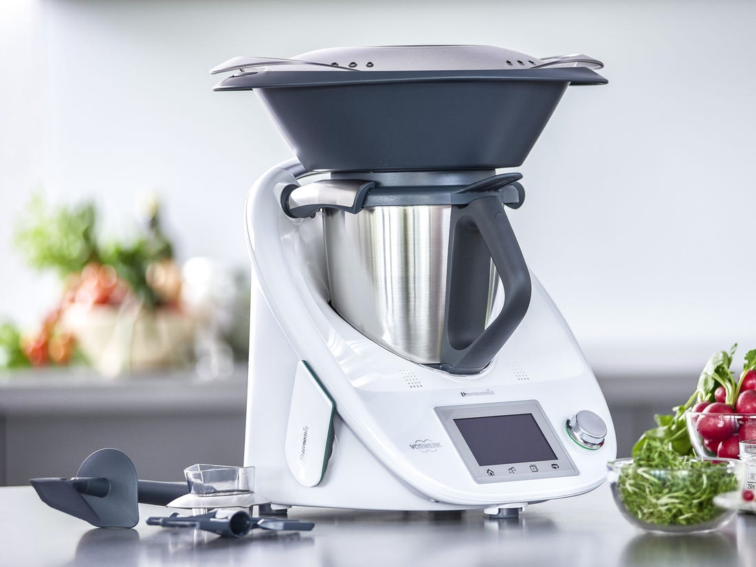 Robot Thermomix.