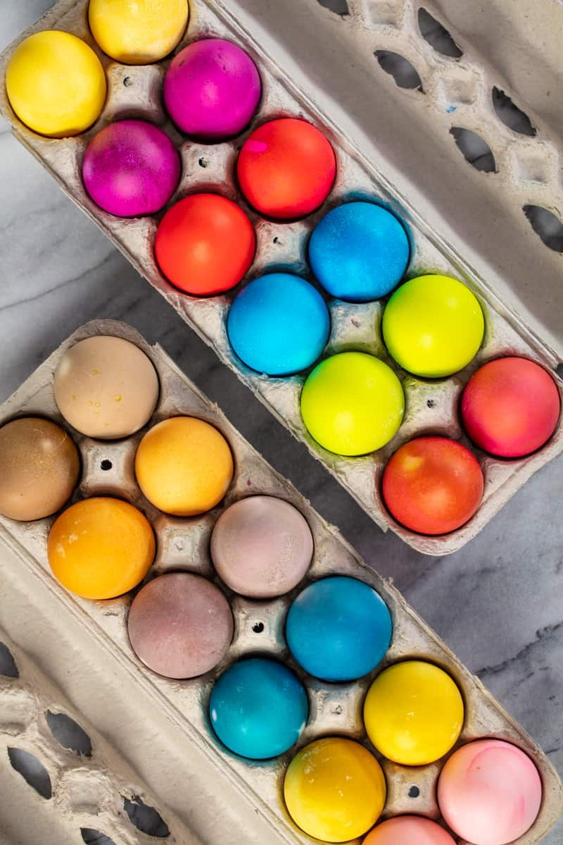 Comment rendre les œufs plus faciles à peler?