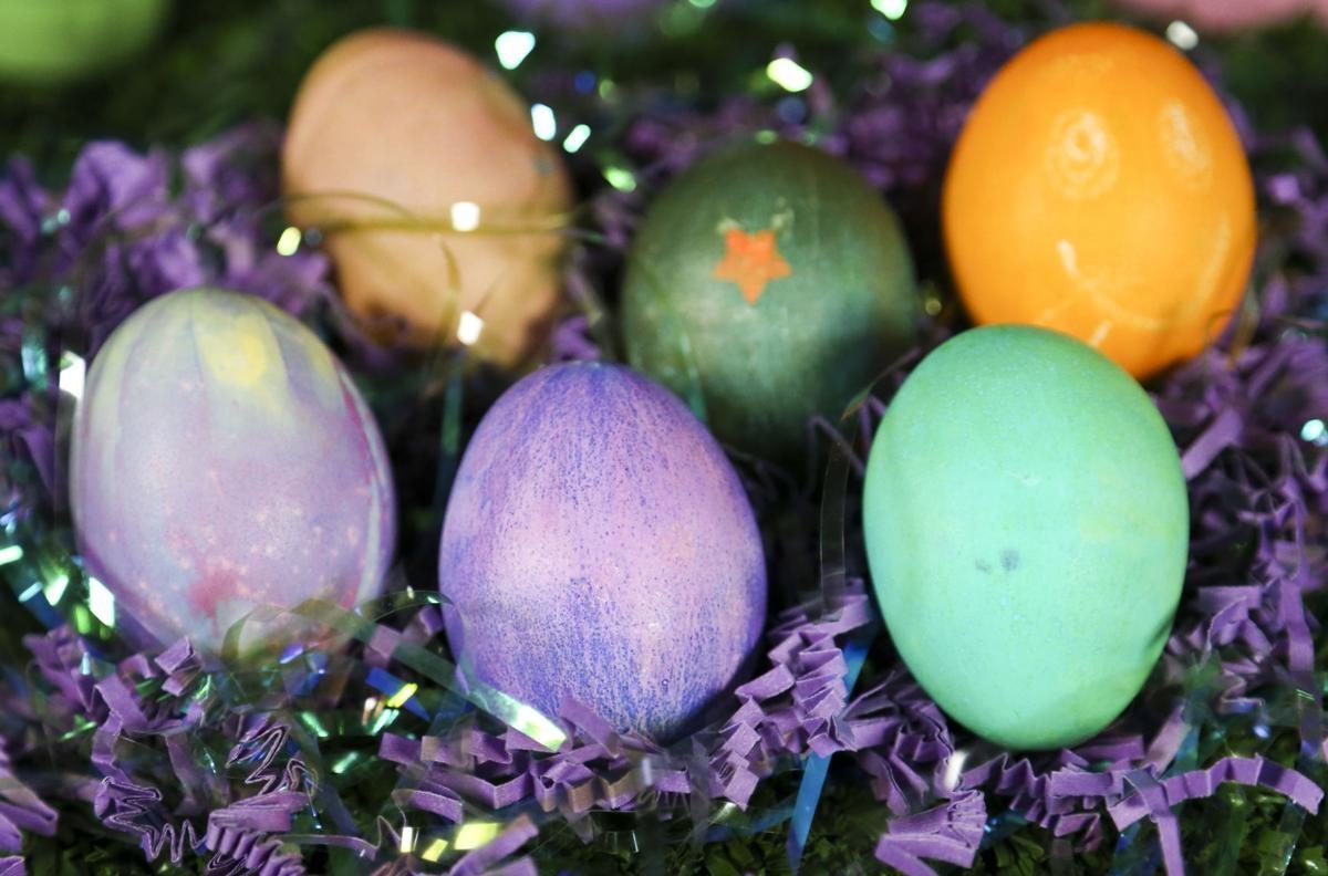 Bricolage de Pâques pour adultes.