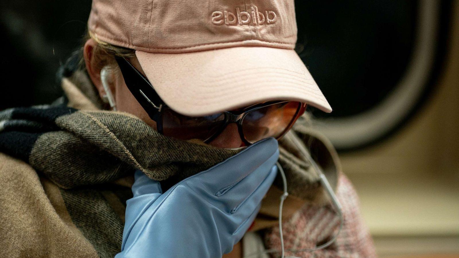 Les masques sont plus utiles pour empêcher une personne infectée d'affecter les autres.