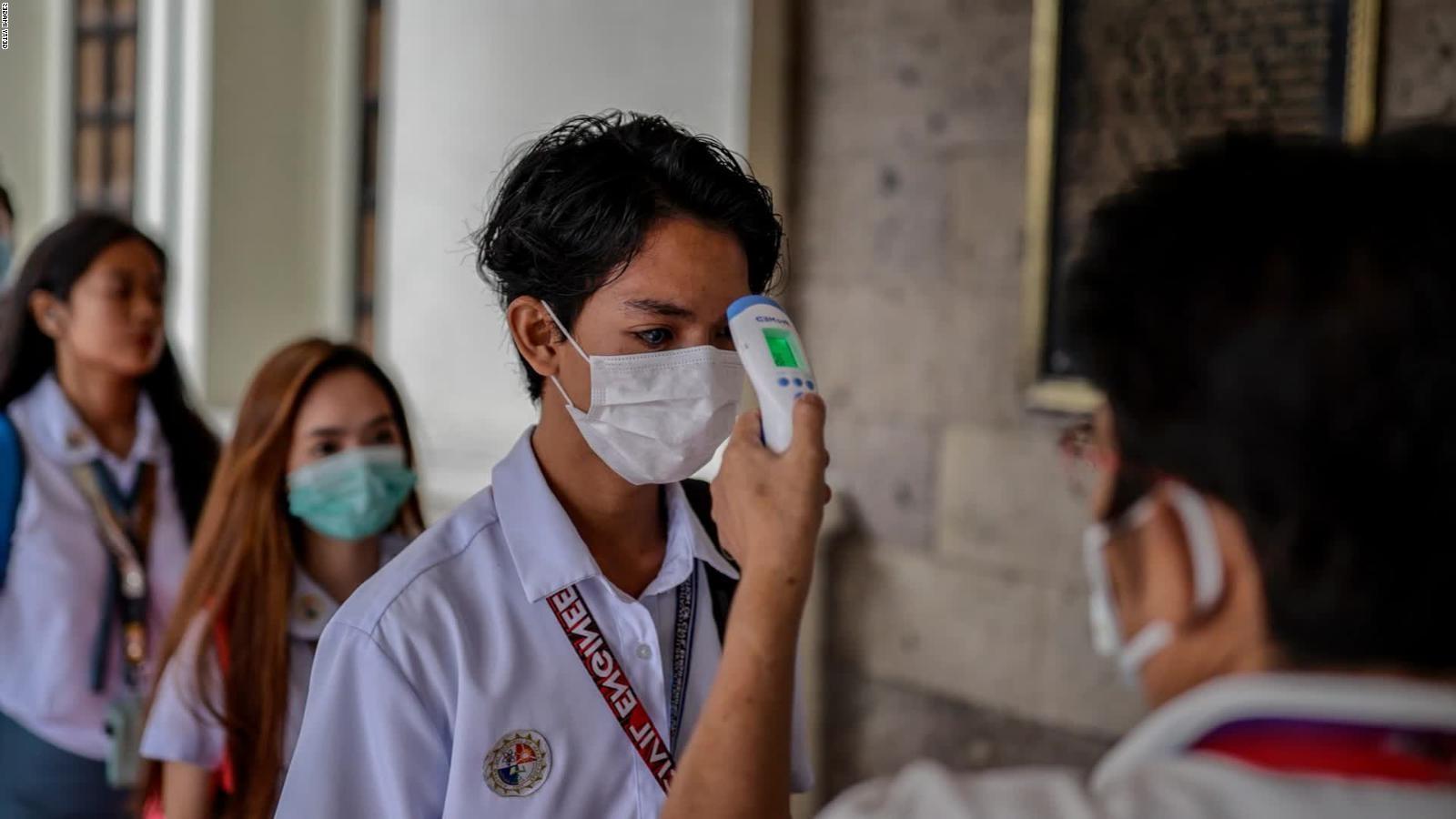 Symptômes du coronavirus: un nombre croissant de pays a conseillé aux gens de s'auto-mettre en quarantaine pendant au moins deux semaines.