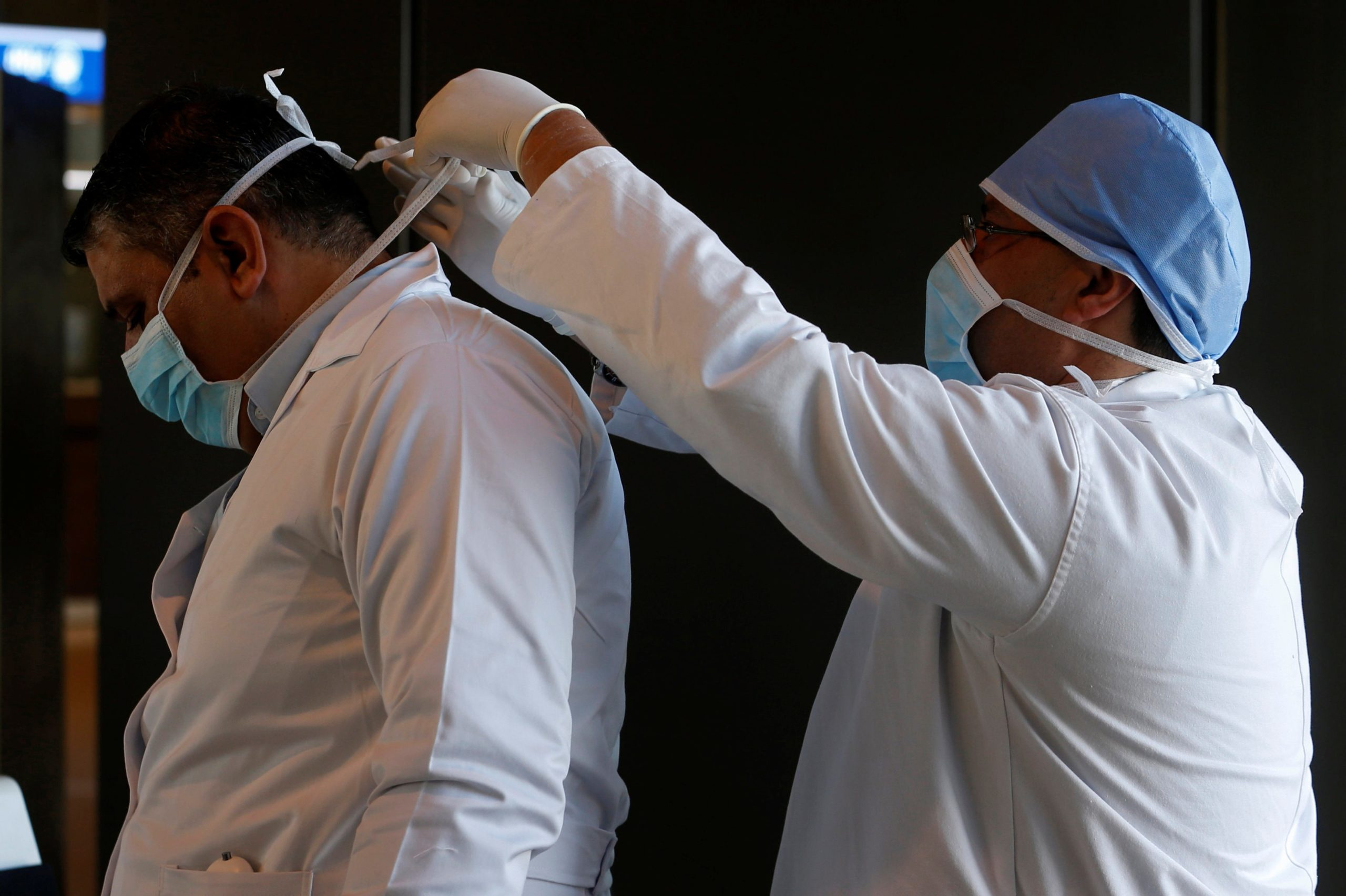 """L'OMS a décrit que la pandémie de coronavirus est la """"crise sanitaire mondiale de notre époque""""."""