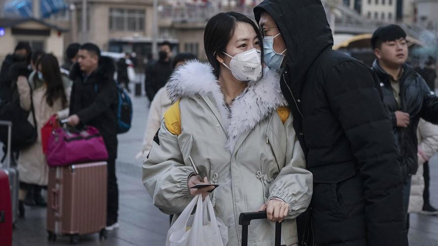 Depuis le 16 mars, plus de cas ont été enregistrés en dehors de la Chine continentale qu'à l'intérieur.