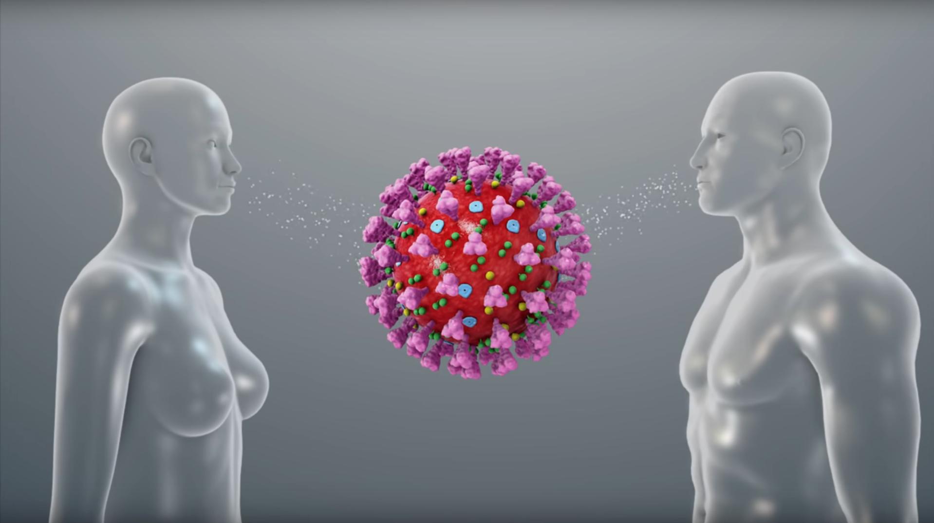 Symptômes du coronavirus: le COVID-19 peut être transmis dans toutes les régions, y compris les régions à temps chaud et humide.