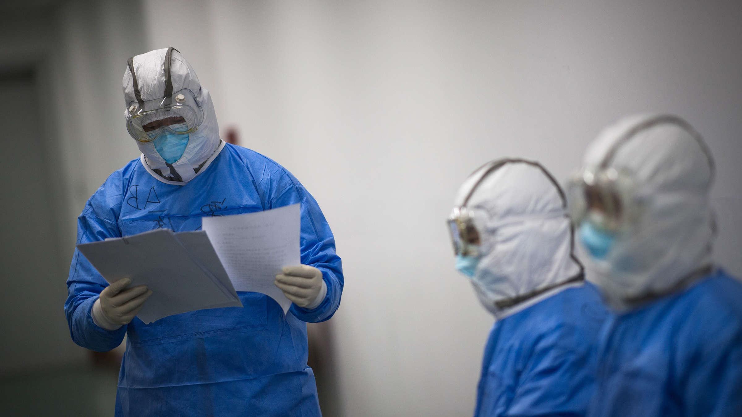 Une solution pour le traitement du coronavirus est toujours à la recherche