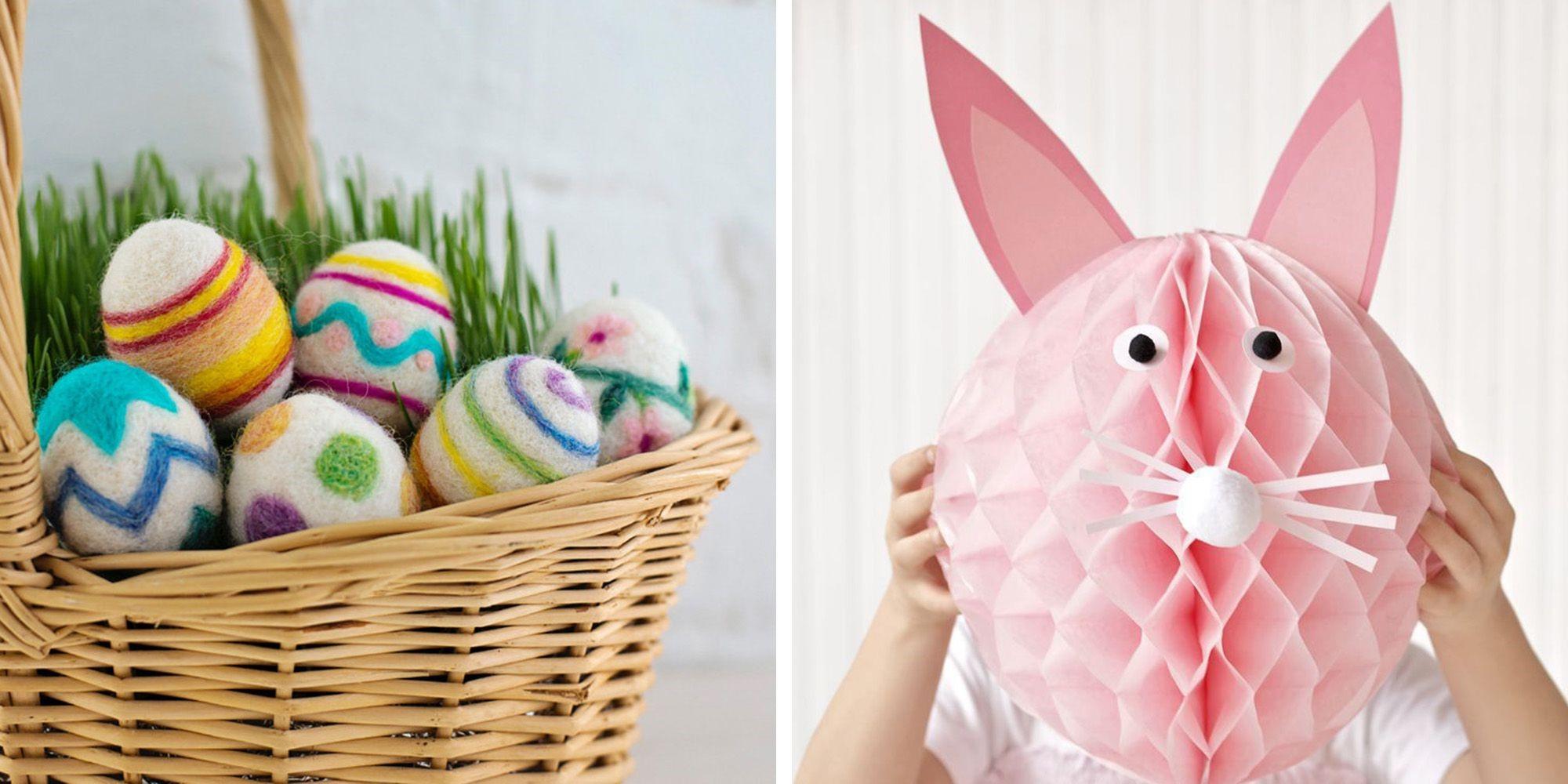 Déco de Pâques DIY.