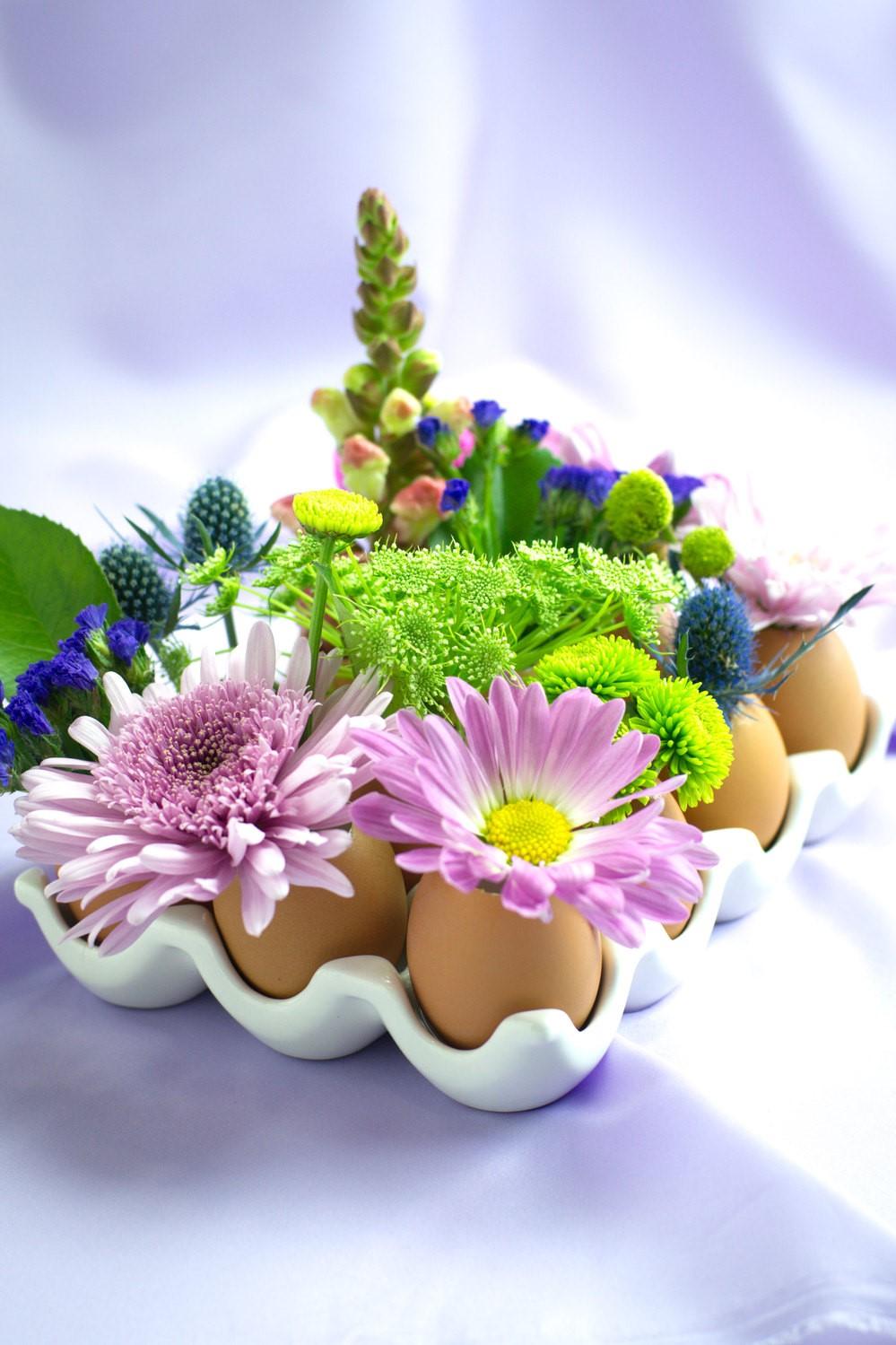 Composition florale pour votre maison.